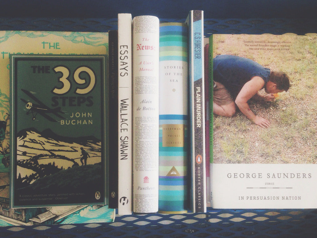 Mutiny Reading List