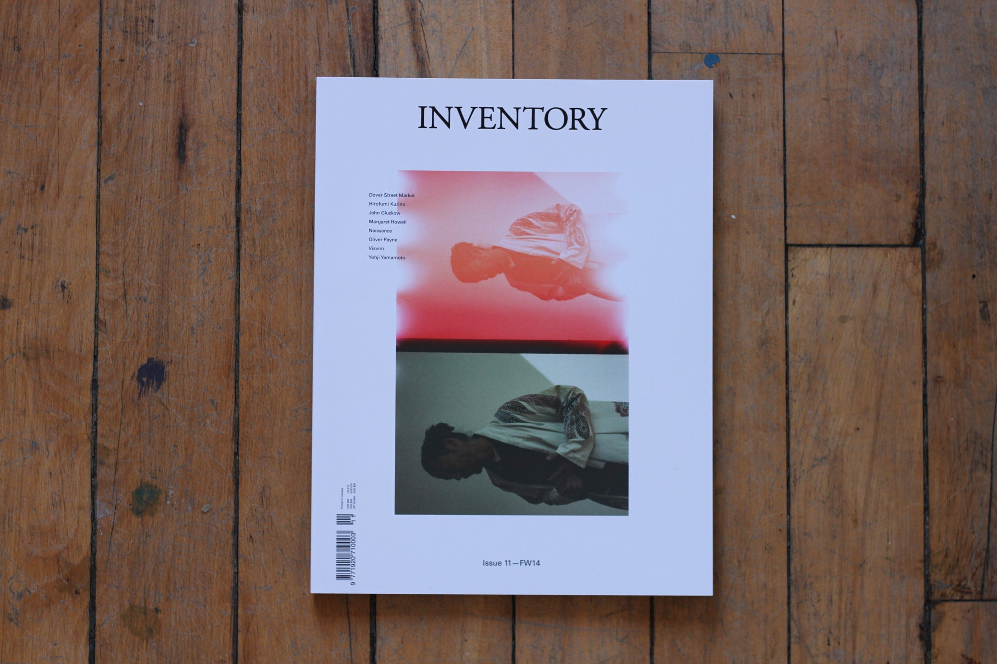 INVENTORY ISSUE 11