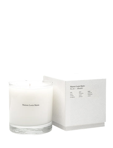 MAISON LOUIS MARIE CANDLE No. 10 ABOUKIR