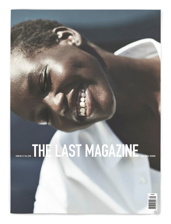 THE LAST MAGAZINE ISSUE NUMBER 21
