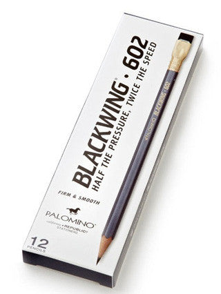 PALOMINO BLACKWING 602 SINGLE