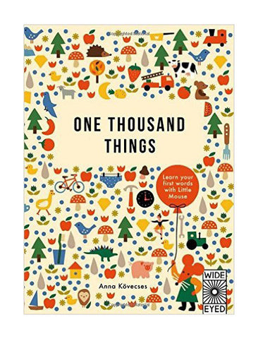 KIDS BOOKS ONE THOUSAND THINGS - M U T I N Y