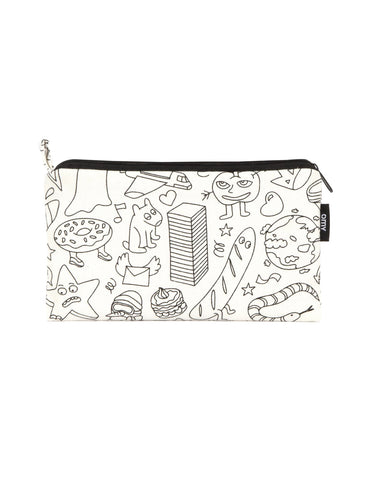 M U T I N Y  OMY COLORING PENCIL CASE - M U T I N Y