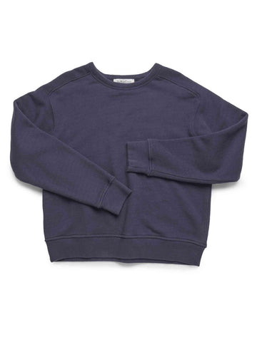 YMC ALMOST GROWN NAVY SWEAT