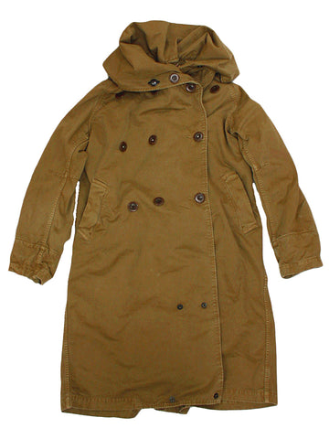KAPITAL KATSURAGI NAPPED COTTON TALL TRI-P COAT