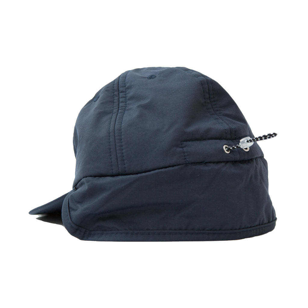 PAA NAVY EAR FLAP CAP