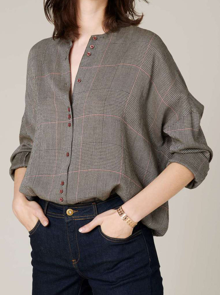 SESSUN CATALINA BLOUSE
