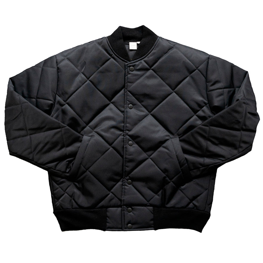 PAA BLACK GYMNASIUM JACKET