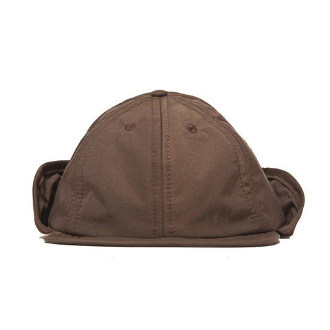 PAA BROWN EAR FLAP CAP