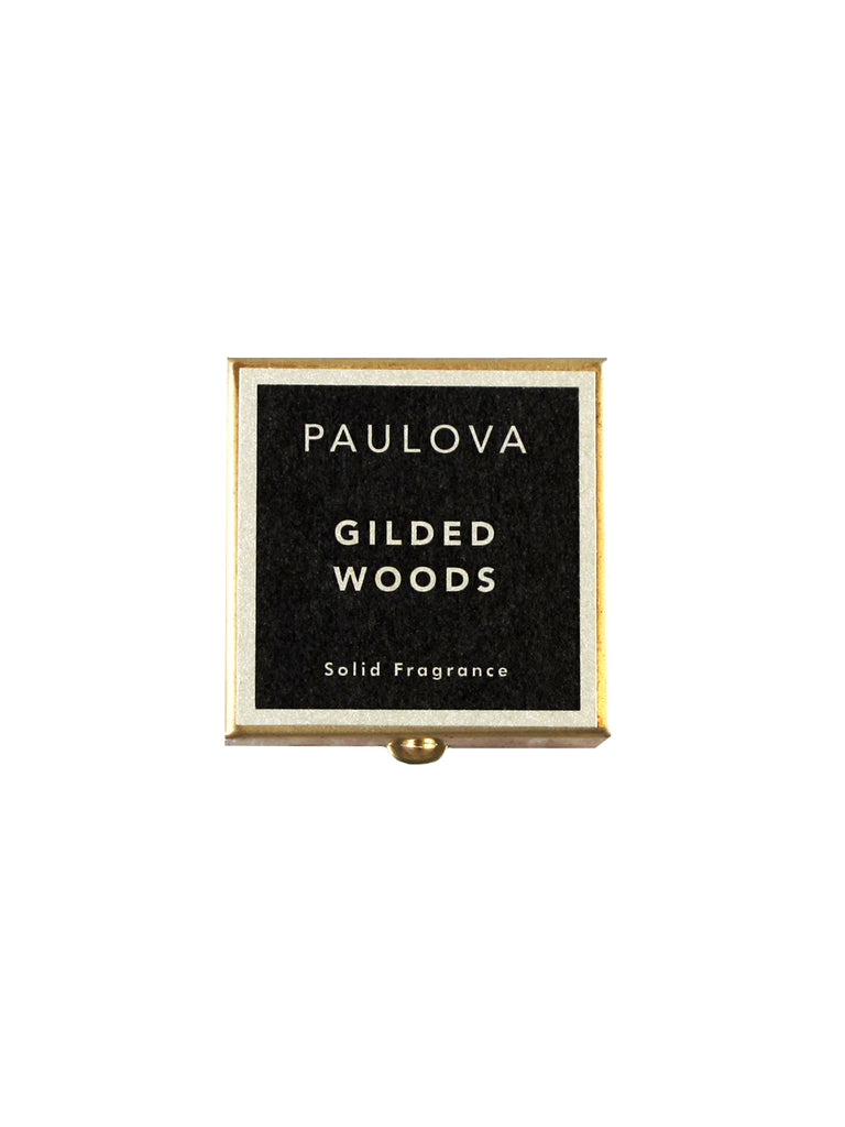 PAULOVA GILDED WOODS SOLID FRAGRANCE