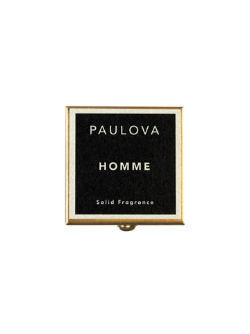 PAULOVA HOMME SOLID FRAGRANCE
