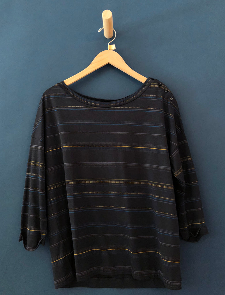 SESSUN SHADE STRIPY DEVON T-SHIRT