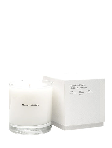 MAISON LOUIS MARIE CANDLE No. 02 LE LONG FONG