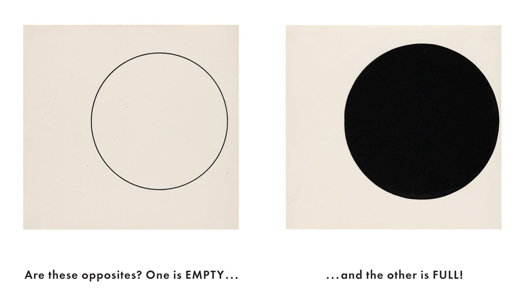 PHAIDON UP, DOWN AND OTHER OPPOSITES WITH ELLSWORTH KELLY - M U T I N Y