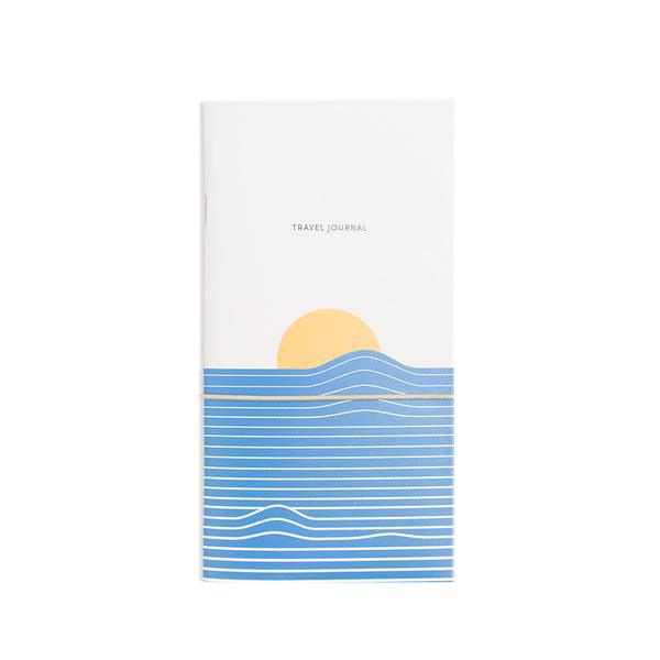 Poketo POKETO OCEAN SUNRISE TRAVEL JOURNAL - M U T I N Y