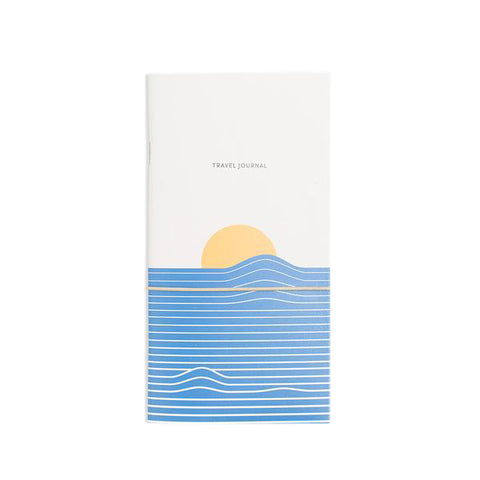 POKETO OCEAN SUNRISE TRAVEL JOURNAL