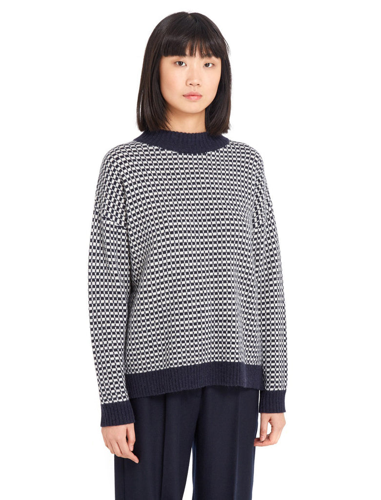 YMC FISHERMANS JUMPER