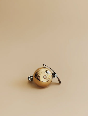 Saikai SAIKAI BRASS BICYCLE BELL - M U T I N Y