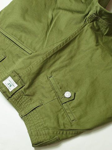 SASSAFRAS OLIVE SPRAYER PANTS