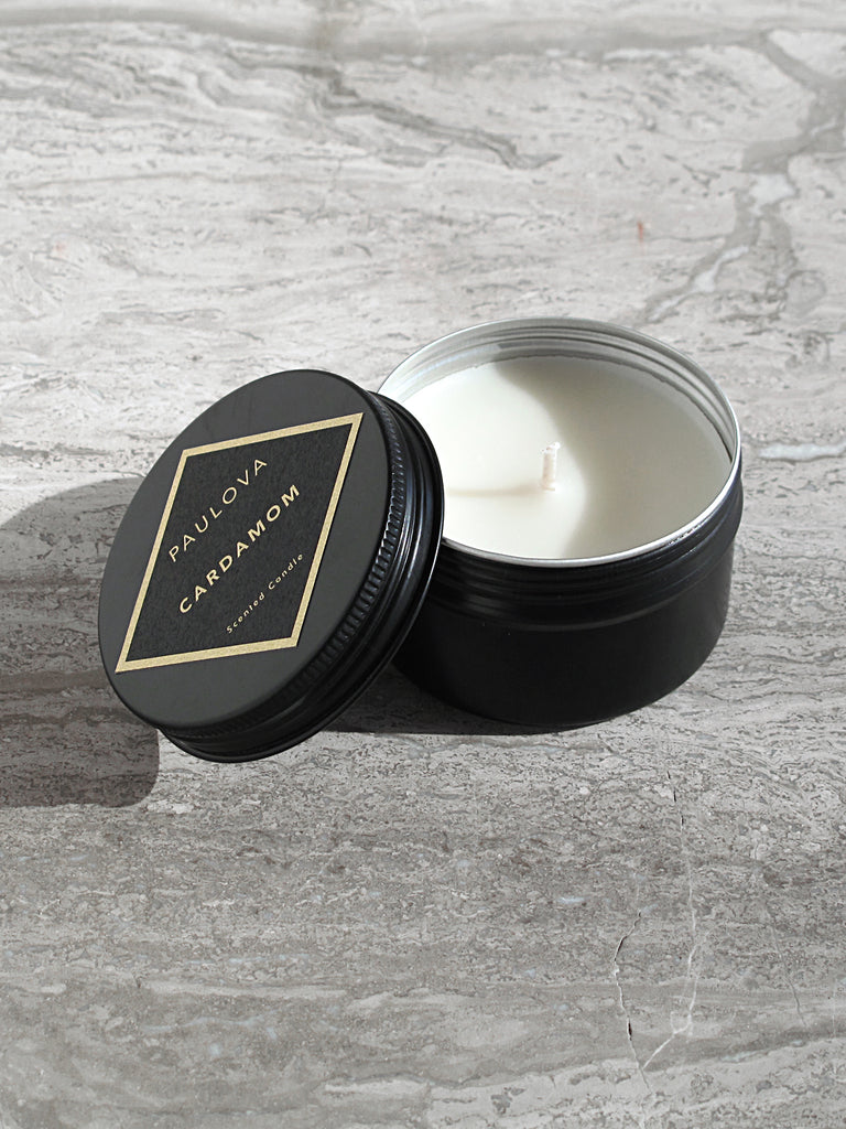 PAULOVA CARDAMOM TRAVEL CANDLE