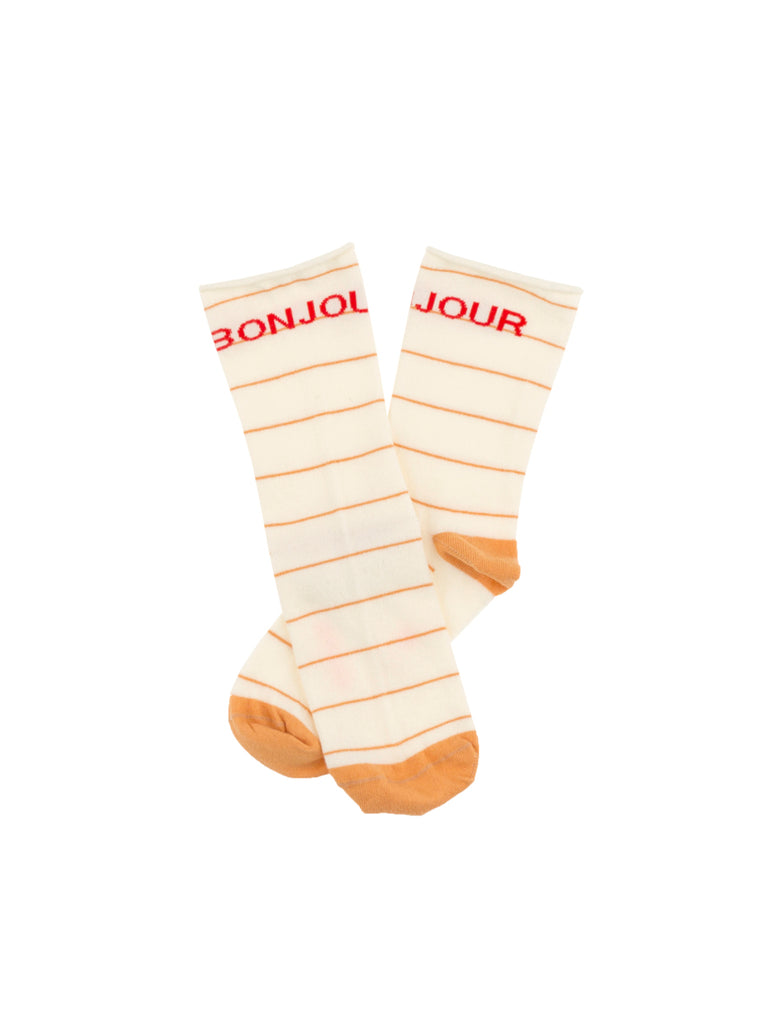 TINYCOTTONS TINYCOTTONS BONJOUR SOCKS - M U T I N Y
