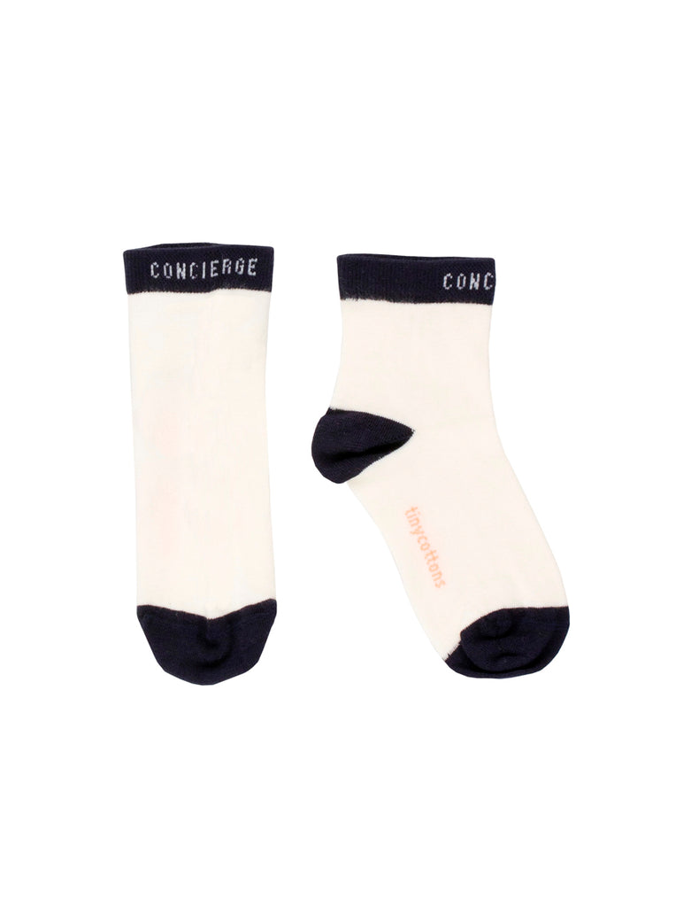 TINYCOTTONS TINYCOTTONS CONCIERGE SOCKS - M U T I N Y