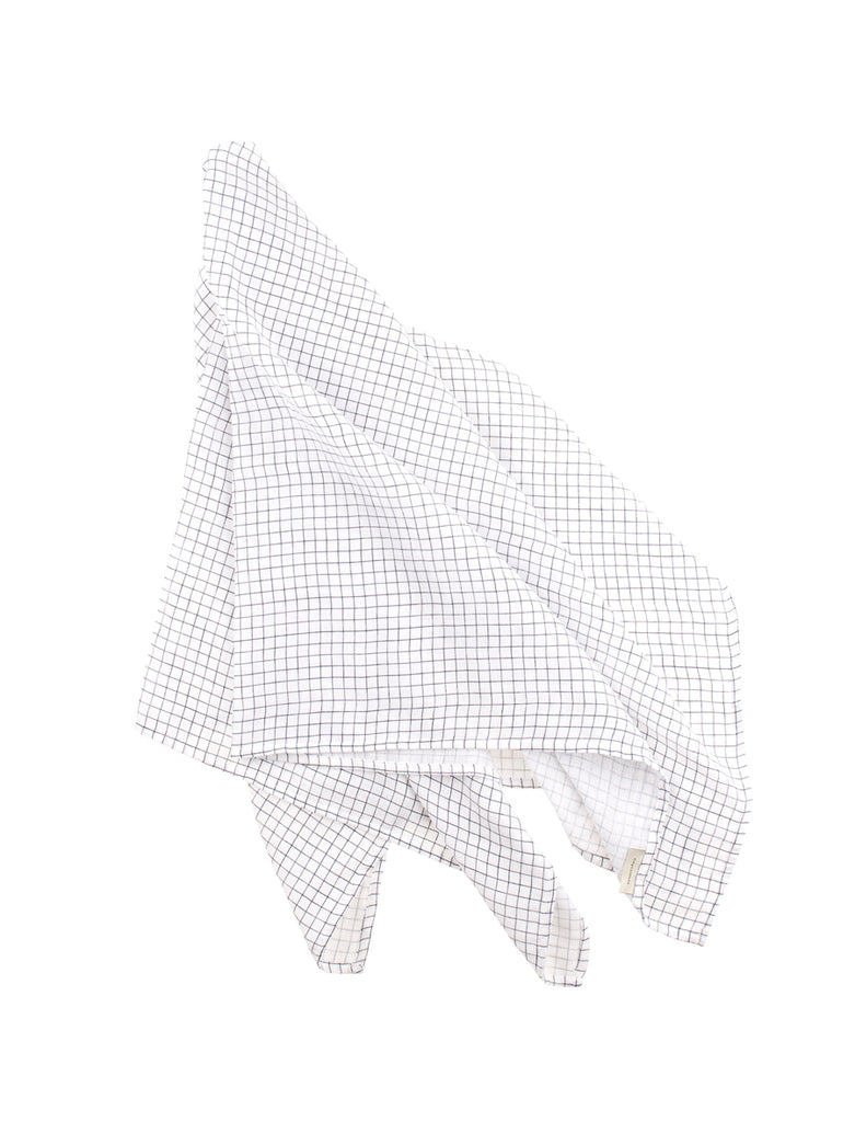 TINYCOTTONS TINYCOTTONS GRID SWADDLE - M U T I N Y