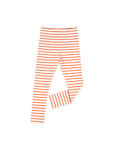 TINYCOTTONS CARMINE SMALL STRIPES PANT