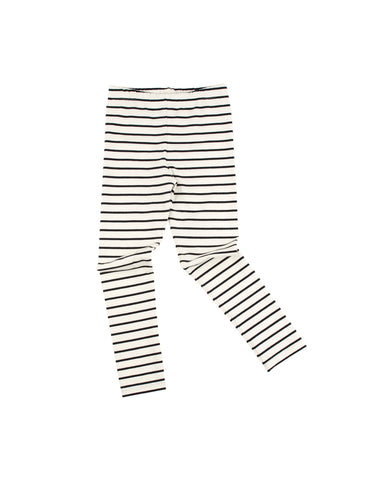 TINYCOTTONS NAVY SMALL STRIPES PANT