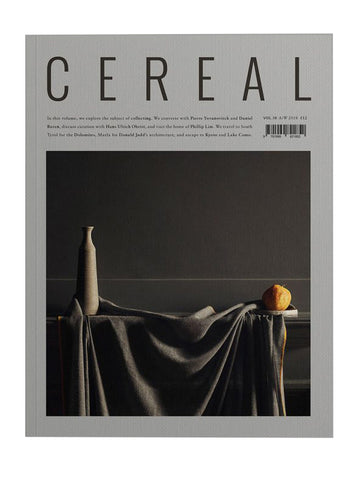 CEREAL MAGAZINE VOLUME 16