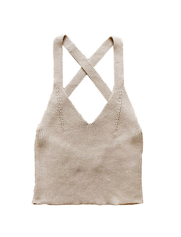 WOL HIDE SALT SUNSUIT TANK