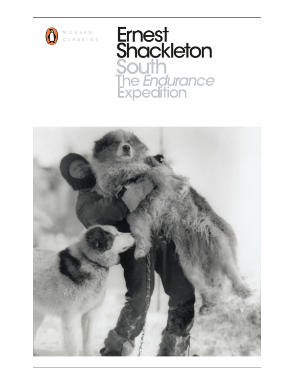 SOUTH THE ENDURANCE EXPEDITION BY ENERST SHACKLETON