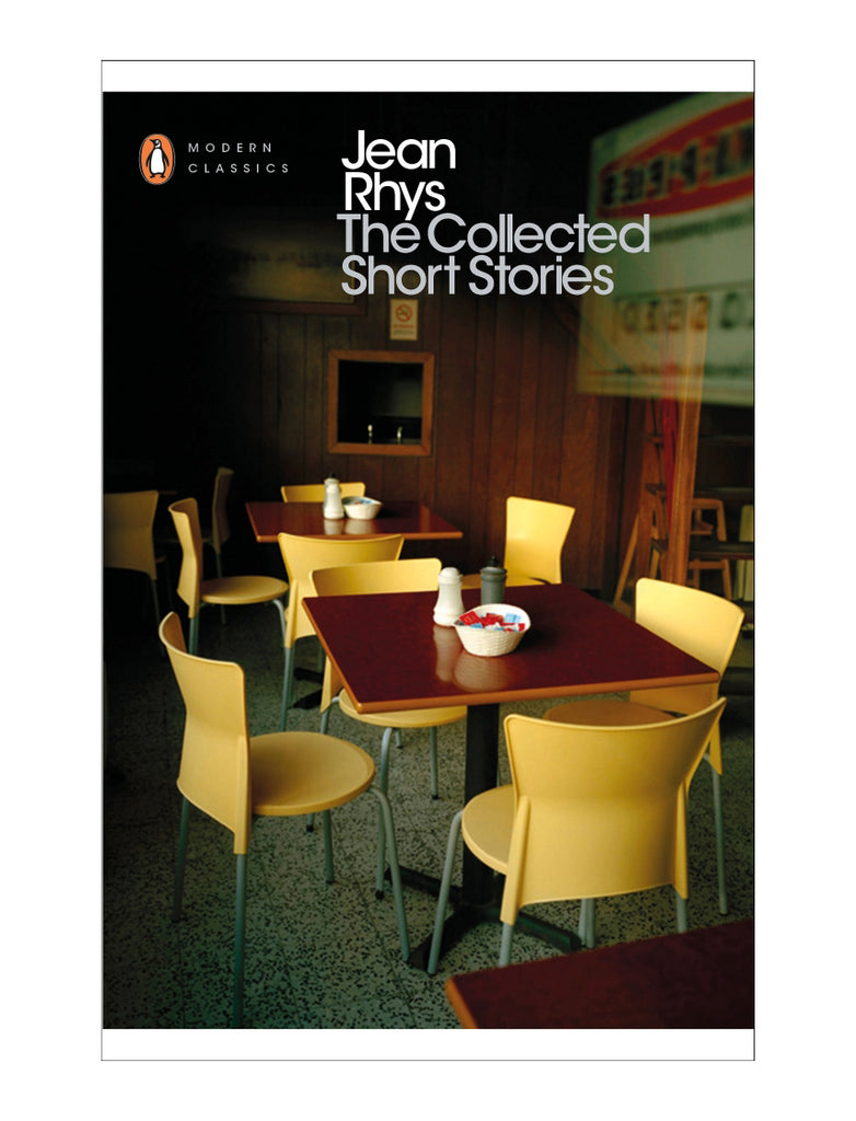 PENGUIN THE COLLECTED SHORT STORIES BY JEAN RHYS - M U T I N Y