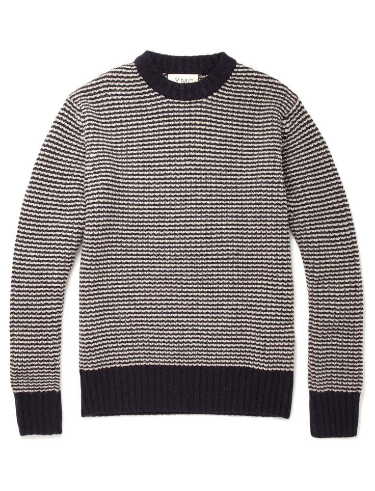 YMC FISHERMAN'S SWEATER