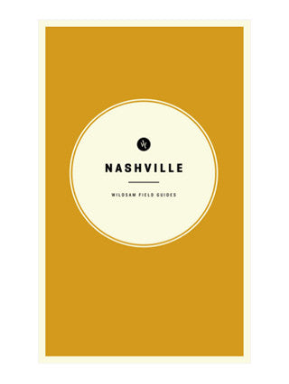 WILDSAM FIELD GUIDES NASHVILLE