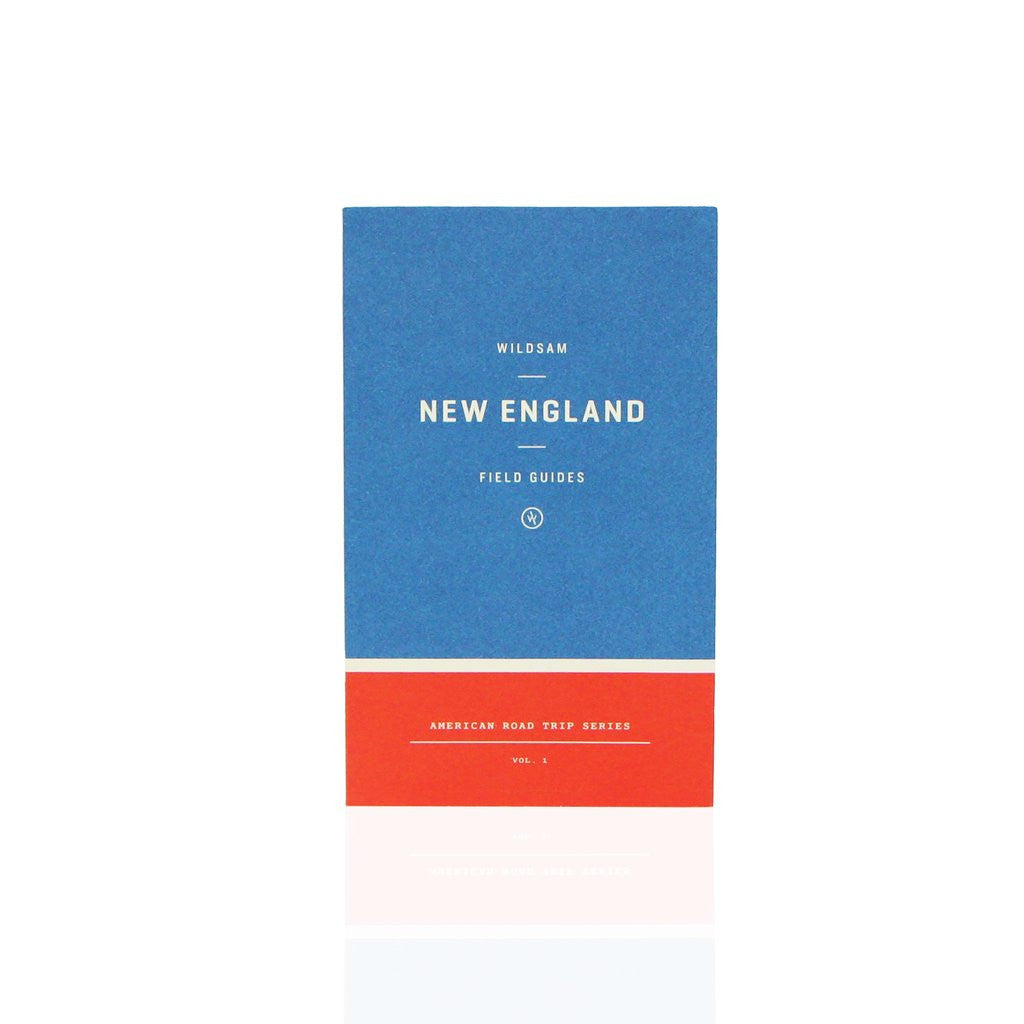 WILDSAM FIELD GUIDES NEW ENGLAND