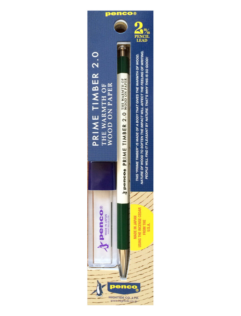PENCO WHITE PRIME TIMBER PENCIL