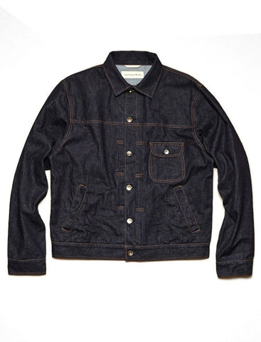 UNIVERSAL WORKS WORKSHOP TRUCKER JACKET