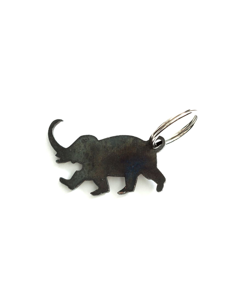 TENDER CO. BABY ELEPHANT KEYRING