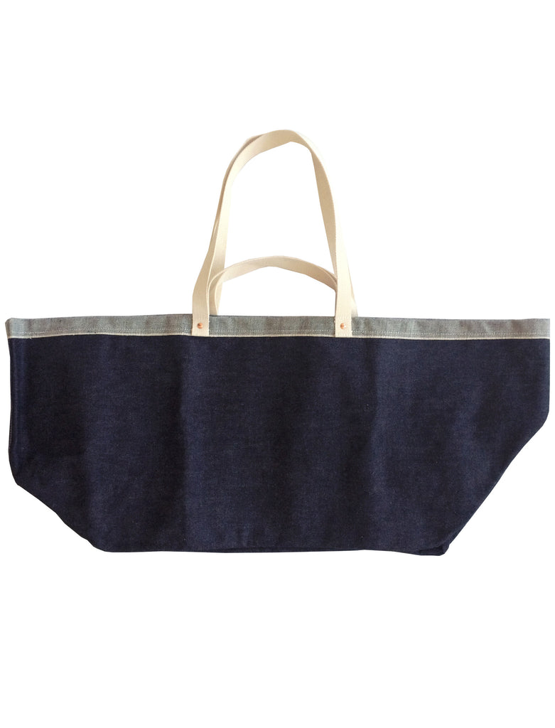 TENDER CO. BARGE UNBORN DENIM BAG