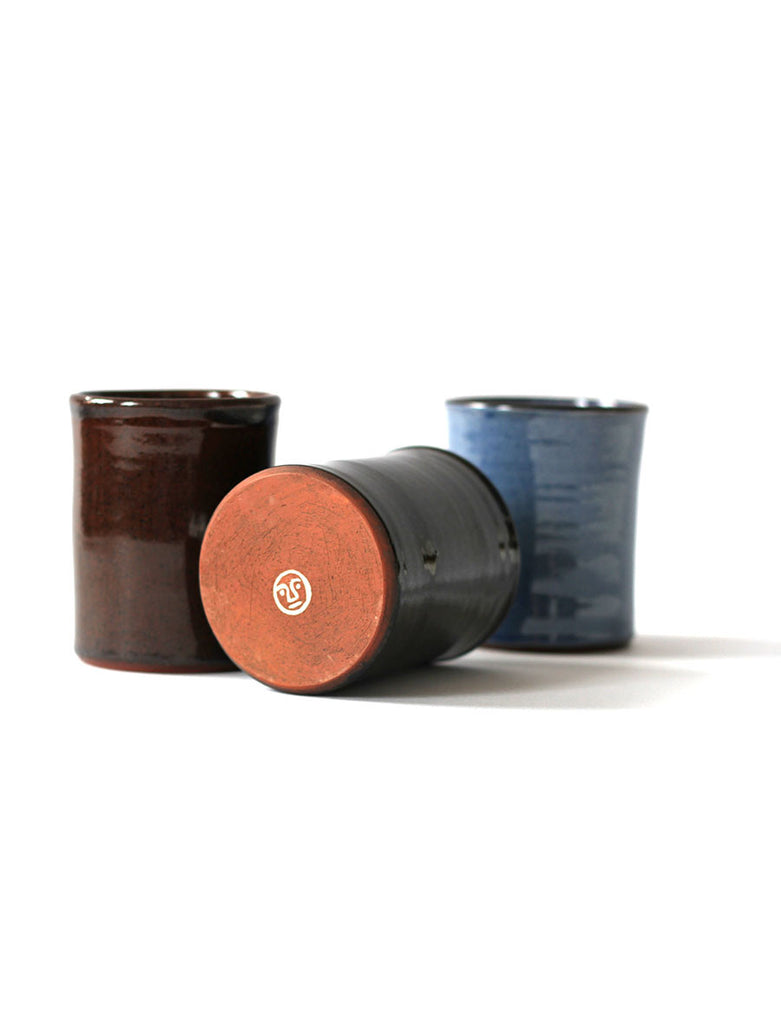 Tender TENDER CO. RED CLAY BLACK TEA BEAKER - M U T I N Y