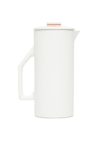 YIELD FRENCH PRESS | CREAM