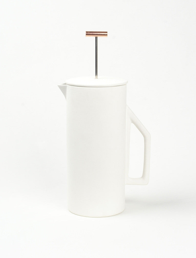 YIELD DESIGN YIELD FRENCH PRESS | CREAM - M U T I N Y