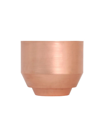 YIELD COPPER SPUN PLANTER