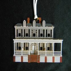 Oak Island Plantation Ornament