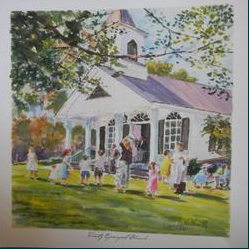 Trinity Episcopal Church Print
