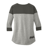 Ladies Baseball Tee - Pilar