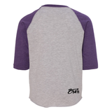 Toddler Baseball Tee - Cecilia