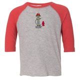 Toddler Baseball Tee - Fiona