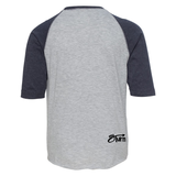 Youth Baseball Tee - Rosa